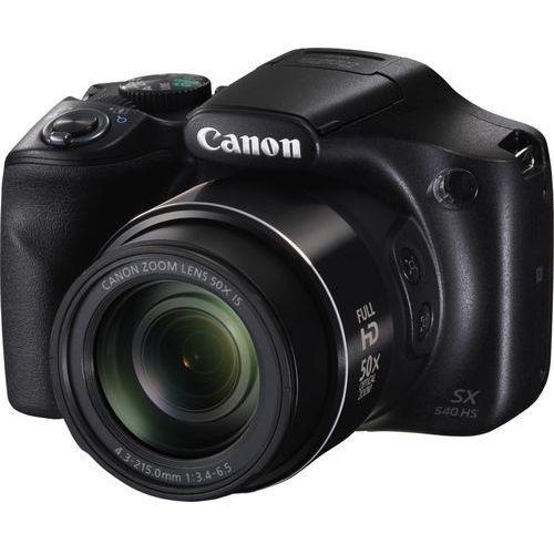 Canon PowerShot SX540, aparat cyfrowy