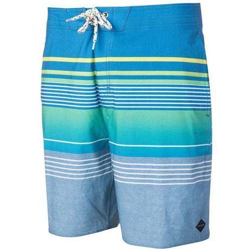 Kąpielówki - layday rapture 19 boardshort blue (70) marki Rip curl