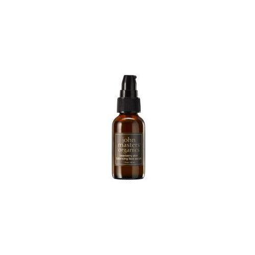 , regulujące serum z mącznicy lekarskiej, 30 ml marki John masters organics