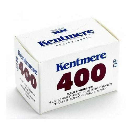 Ilford Kentmere 400/36 iso 400 małoobrazkowy negatyw czarno-biały typ 135