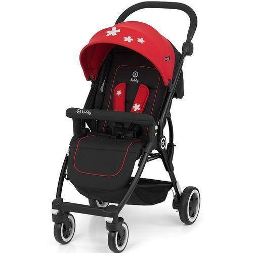 Kiddy wózek spacerowy urban star 1 chili red