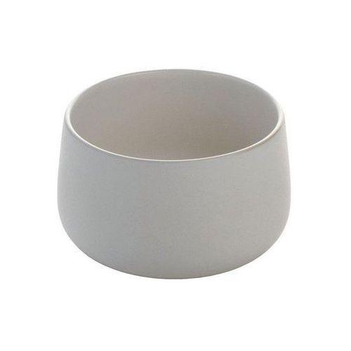 Pucharek Ovale brudna biel, reb01/54