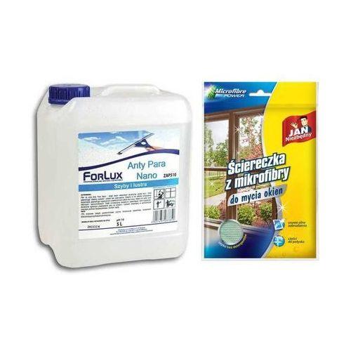 FORLUX ZAP510 płyn do mycia szyb Antypara Nano