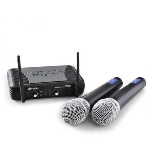 STWM722 zestaw mikrofonowy UHF bezprzewodowy 2xmik.