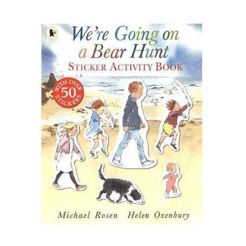 We're Going on a Bear Hunt, Michael Rosen