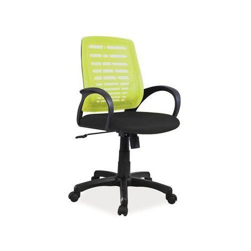 Fotel obrotowy, krzesło biurowe Q-073 green