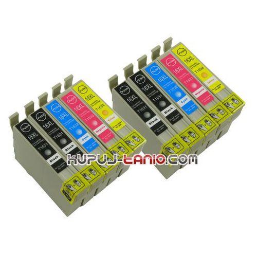 tusze T2637 = 26XL do Epson (10 szt., BT) do Epson XP-610 XP-600 XP-605 XP-700 XP-800 (6959080033900)