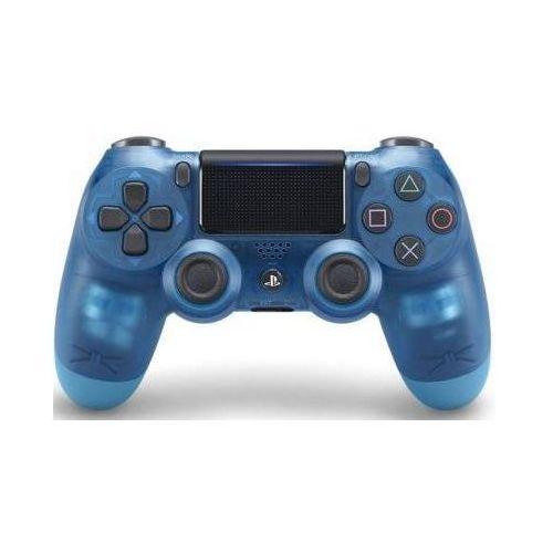 Sony interactive entertainment Kontroler bezprzewodowy sony playstation dualshock 4 przezroczysty niebieski (0711719869269)