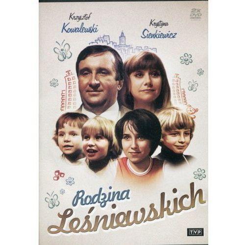 Telewizja polska Rodzina leśniewskich (odc. 1-7) (*)