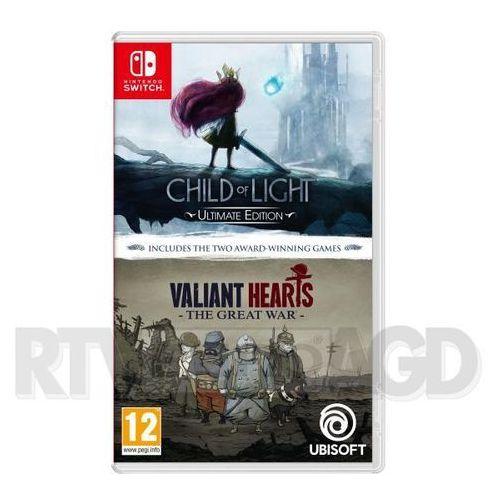 Ubisoft Child of light + valiant hearts:the great war