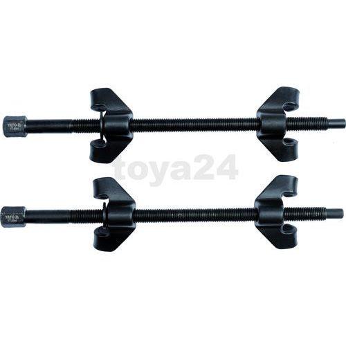 Ściągacze do sprężyn 82x370 mm / YT-2544 / YATO - ZYSKAJ RABAT 30 ZŁ z kategorii Pozostałe narzędzia