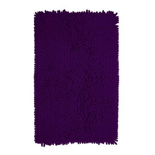 Dywanik łazienkowy Abava 50 x 80 cm fioletowy, MICROFIBER-PURPLE