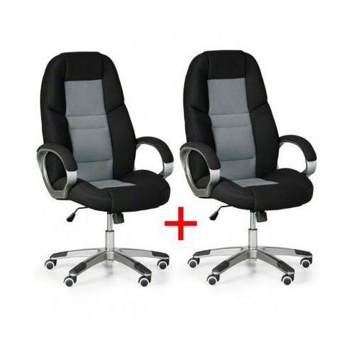 B2b partner Krzesło biurowe kevin 1+1 gratis, szary
