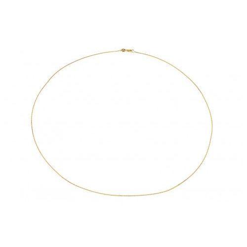 Biżuteria damska ze złota pr.585 14 karat łańcuszek złoty zl.a.194.01 marki Saxo