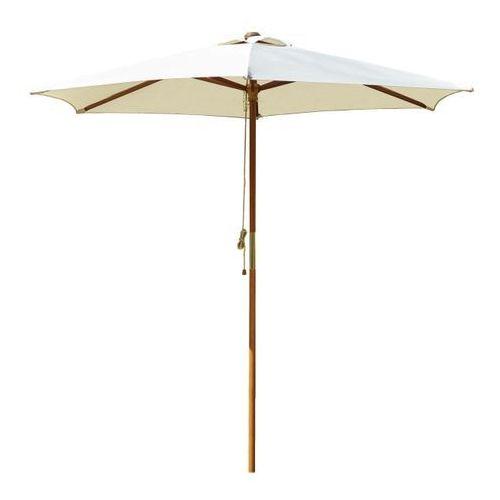 Blooma Parasol drewniany capri 250 cm beżowy (3663602724155)