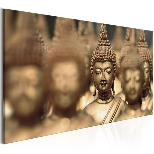 Artgeist Obraz - zgromadzenie (1-częściowy) brązowy szeroki