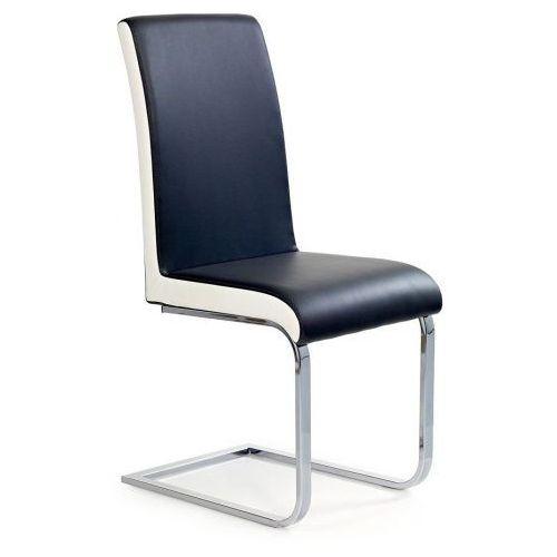 Profeos.eu Krzesło metalowe aidan - czarne