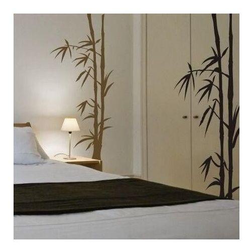Wally - piękno dekoracji Naklejka bambus 0777