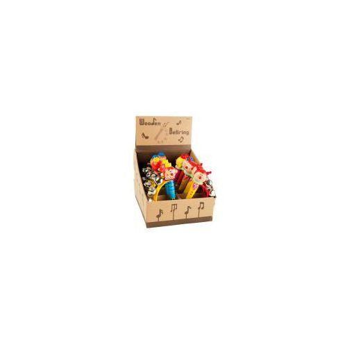 Kolorowe postacie z dzwoneczkami Small Foot (4020972032263)