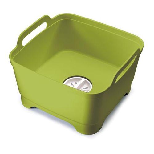 Joseph joseph - wash&drain miska z odpływem zielona