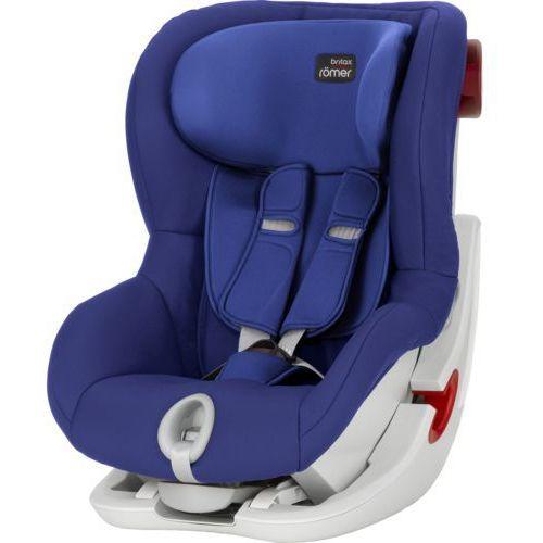 Britax römer Britax rÖmer fotelik samochodowy king ii ocean blue (4000984133004)