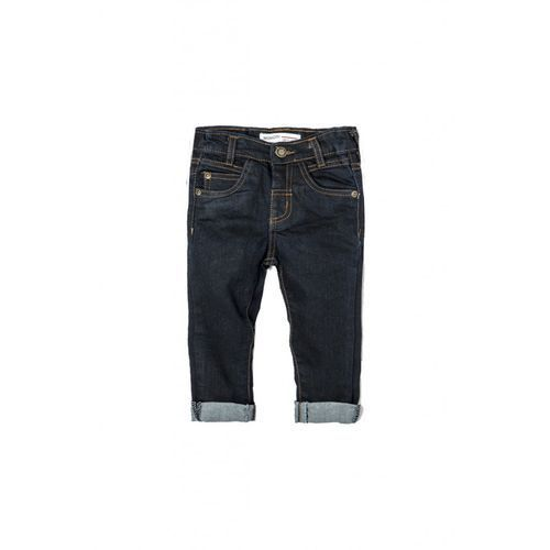 Minoti Spodnie chłopięce jeansowe 1l33an