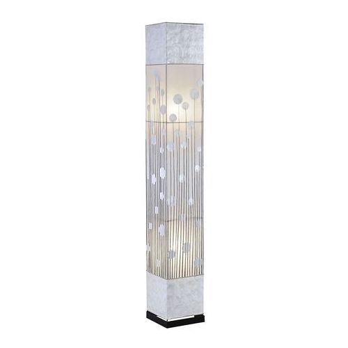 Paul Neuhaus ABUJA Lampa Stojąca Biały, 3-punktowe - Nowoczesny - Obszar wewnętrzny - ABUJA - Czas dostawy: od 2-4 dni roboczych