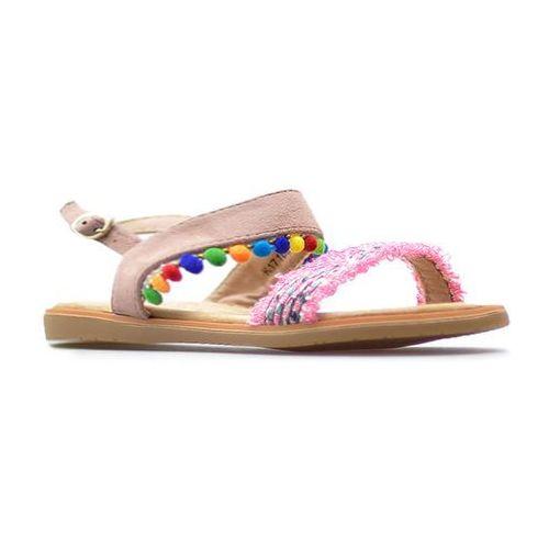 Sandały Kylie K1716512 Różowe, kolor różowy