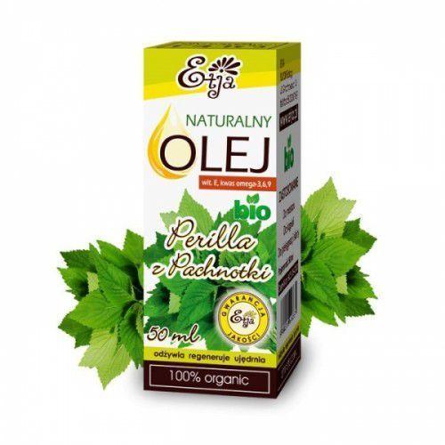 Olej perilla z pachnotki bio 100% naturalny  marki Etja