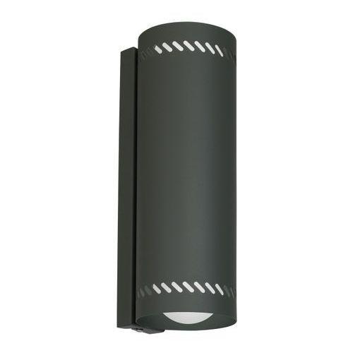 Kinkiet Luminex Insert Round 2 x 60 W E27 gray, 8553