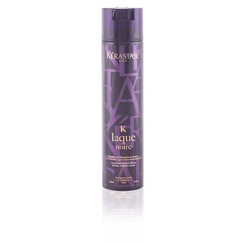 Kérastase K lakier do włosów w formie mgiełki z dodatkowym silnym utrwaleniem Laque Noire (Anti-Humidity Super Shield Fixing Hairspray - Extra Strong