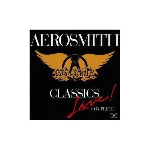 AEROSMITH - CLASSICS LIVE COMPLETE (CD), kup u jednego z partnerów