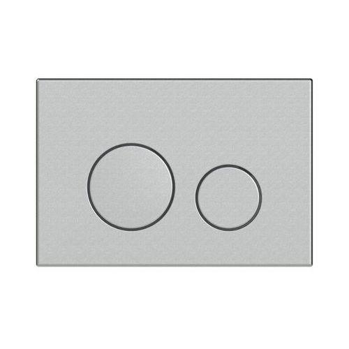 Przycisk spłukujący do stelaża m11 satyna chrom matowy marki Kk-pol