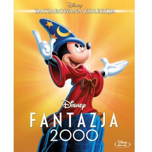 FANTAZJA 2000 (BD) DISNEY ZACZAROWANA KOLEKCJA