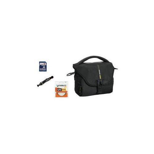 Zestaw akcesoriów Vanguard DSLR Starter Pack 67 (DSLRSP67)