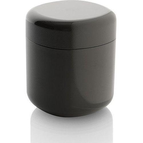 Pojemnik na patyczki kosmetyczne Birillo szary, pl09dg