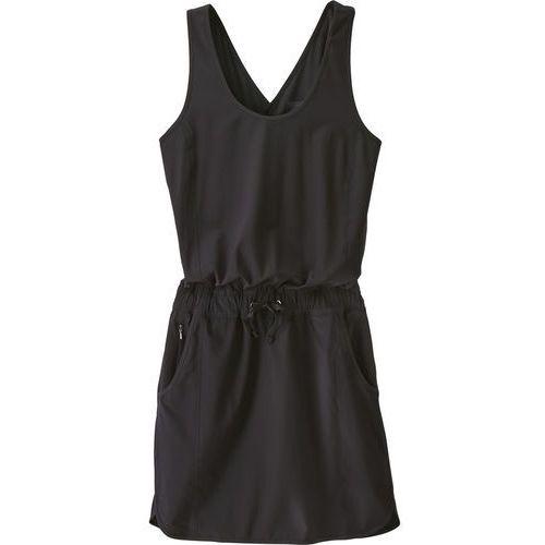 Patagonia FLEETWITH DRESS Sukienka sportowa black