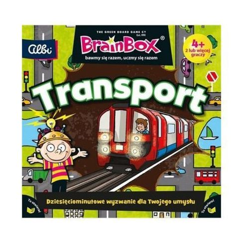 Brain Box Transport (8590228035806)