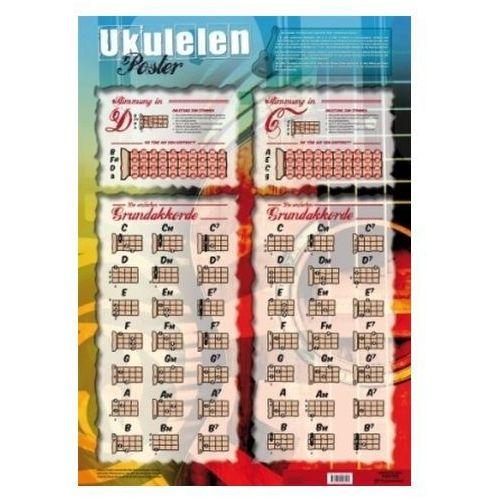 Poster Ukulele (9783802408205)