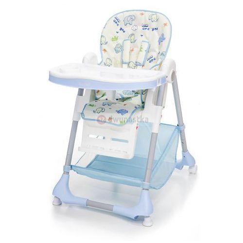 Krzesełko do karmienia SŁONIKI, ACE 1015-7