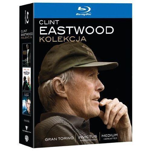 Clint Eastwood Kolekcja (3 BD) - sprawdź w wybranym sklepie
