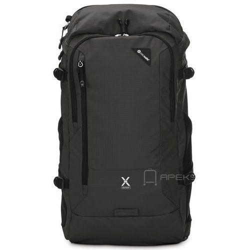 """venturesafe x30 plecak antykradzieżowy na laptopa 15"""" / black - black marki Pacsafe"""