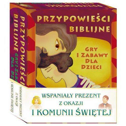 Gry i zabawy z przypowieściami biblijnymi (PC)