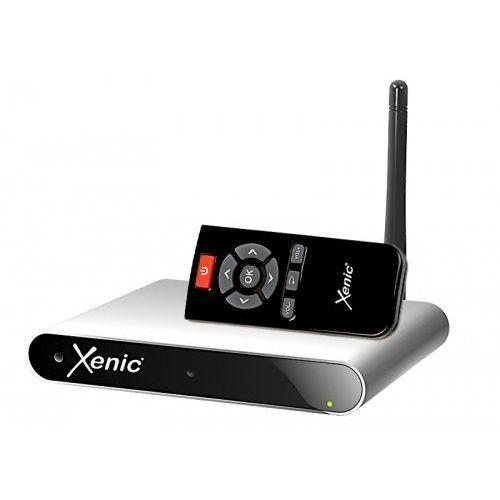 Odtwarzacz multimedialny XENIC Media Box Smart TVi7 srebrny