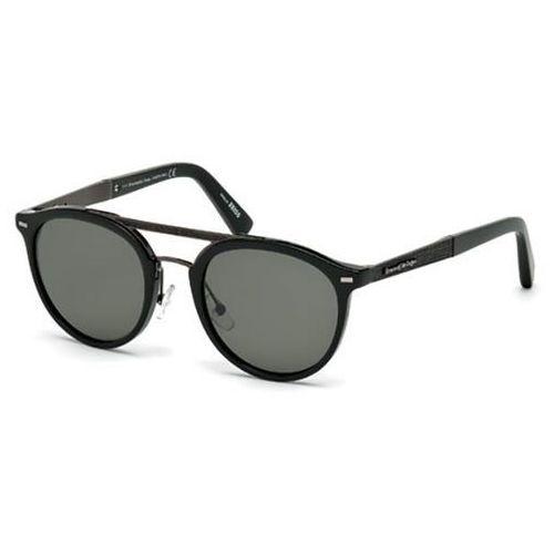 Okulary słoneczne ez0022 polarized 01d marki Ermenegildo zegna