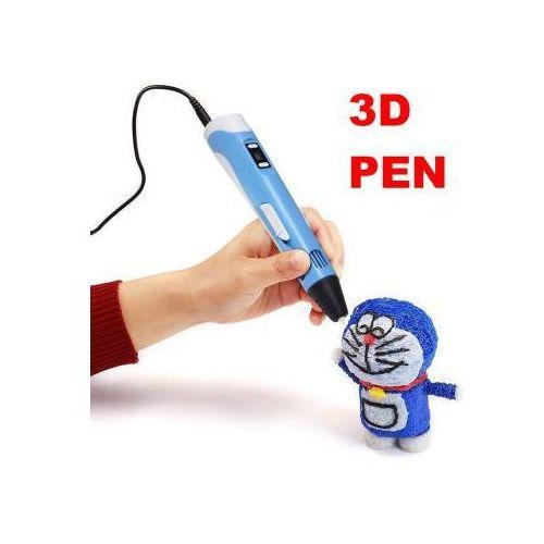Rewelacyjna Zabawka - Długopis 3D!! + Szablony i Akcesoria.