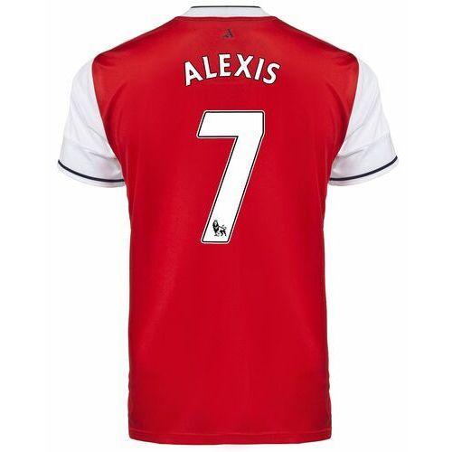 Koszulka alexis 7 arsenal 2016/17 () wyprodukowany przez Puma