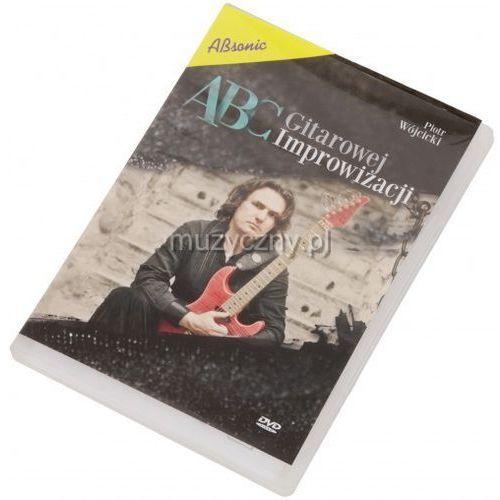 AN Wójcicki Piotr ″ABC Gitarowej Improwizacji″ DVD z kategorii Podręczniki, nuty