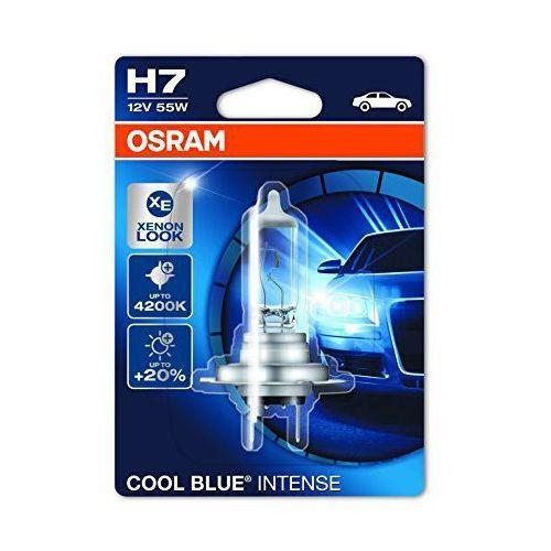 Żarówka samochodowa h7 cool blue® intense, px26d, 55 w, 12 v, 1 szt. marki Osram