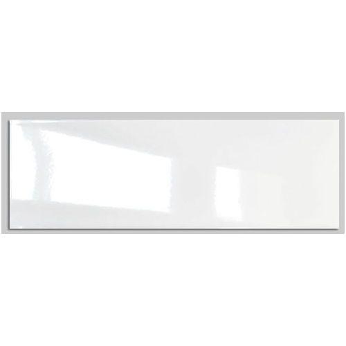 Opoczno White glossy 25×75 gat ii